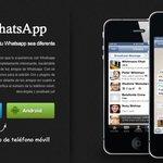 """Premio al #FRAUDE más golfo del día a """"Descárgate el Whatsapp versión Oro"""" (bla, bla, bla...) ¡QUE NO TE LA CUELEN! http://t.co/PUEaJt12bH"""