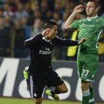 RT @mundodeportivo: El mejor socio de Cristiano fue el árbitro. El protagonista por @ap_angelperez: http://t.co/wFPyNecEah http://t.co/xCmnCeAuga