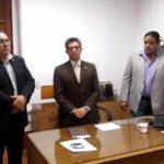 RT @AytoGDL: Evaristo Roldán González es el nuevo titular de Inspección y Vigilancia en @AytoGDL, en sustitución de @nachomestas. http://t.co/EvO9FlP3yp