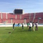 Próximamente se cumplirán 12 años de aquella tajada! Hoy reviviendo el momento en el Estadio Nacional ... http://t.co/K7QxP2NNSN
