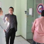 Enfermeira Edjane Costa explica funcionamento da CSDR ao prefeito @FranciscoJoseJr http://t.co/WCrYvJNDcz