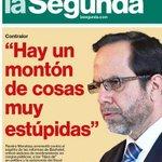 """Contralor Gral de Republica destroza a #Bachelet y sus """"reformas"""" cc @pablolirar @Ceci1222 @DerechaTuitera http://t.co/iMUCBUWiVx"""