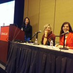 #oracleopenworld Pannel on Global Command Centers with brilliant ladies @RebeccaHarrisDr @qoswhit #OOW14 #social http://t.co/XzDzxWyY9P