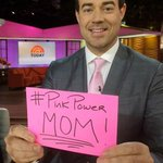 #PinkPower: TODAY anchors show their support for breast cancer awareness http://t.co/yBWfnscwja http://t.co/EnVwWAYMet