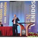 "RT @AdventistasUPN: Pablo Sánchez director de Hope Media. ""Herramientas cristianas para compartir"". #GAiNPeru #6MetasUPN http://t.co/565bAyCcTc"