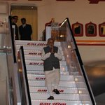 RT @timesnow: Prime Minister Narendra Modi returns to India after a 5 day trip to the United States http://t.co/epN5vcglCC