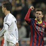 Messi y Ronaldo se enfrentarán el 18 de noviembre en Old Trafford: http://t.co/Z0iKRnMMQp http://t.co/jeazCIo9M6