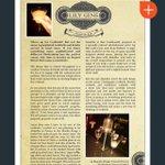 RT @LilyGins: Thank you @UniqueChelt we love it! #regentstreet #Cheltenham #cocktails #tweetmydrink http://t.co/jmtpfmBAr5