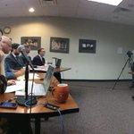 RT @powrpics: A #panoramic view of the http://t.co/MWDJ90fJ1R live stream of Gov. Scott Walker. #politics http://t.co/5LwgNoPmbT