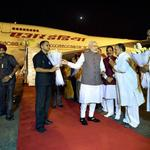 Modi returns home after 5-day visit to US http://t.co/nmOHP4UtD8 http://t.co/CmYC8kjgR3