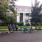 RT @RubinoJC: Crew shooting SAG approved film in front of #ChiPsi house at 14th and College on #Boulder. http://t.co/3DG7OZ30Be