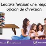 RT @el_newo: Porque la lectura es un habito que debemos fomentar, hoy te proponemos cambiar tus hábitos, lee. #CulturaPRImx http://t.co/poOUAkw8SZ