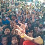 RT @RealKVB: Reached #sun-n-sand #nagpur 4 Dandia. love interacting with a live crowd.@Mumbai125KM3D @hemantmadhukar @VeditaSingh http://t.…
