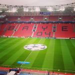 RT @Benficastuff: Tudo pronto no BayArena para receber o jogo entre Leverkusen e Benfica. [via ig duarte.monteiro] #slblive http://t.co/jpqcNeEld1