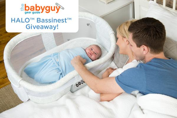 We've partnered with @TheBabyGuyNYC to giveaway a #HALOBassinest Swivel Sleeper! Enter to win: http://t.co/Zt0O2OWgqQ http://t.co/IleO4PMtWF