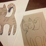 RT @Barmy_Bunting: Miaow...... Our #barmy cat designs for an order of bespoke bunting! @UKBusinessRT @actuallyhelenw #barnsleyisbrill http://t.co/KN8jER29OC