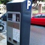 Desde hoy nuevamente la #zonaazul en #eivissa se paga hasta las 20 hs de l a v y sabados hasta las 14 hs #parking http://t.co/wrKOXqN9Ut