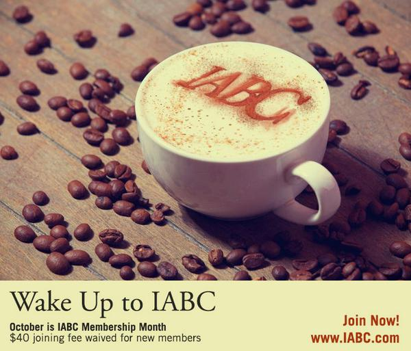 October is International Membership month at #IABC ! http://t.co/jlofhLqDCC