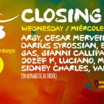 TRIBAL SESSIONS CLOSING PARTY at Sankeys Ibiza with Argy, Cesar Merveilee & Darius Syrossian http://t.co/kmEw2gzig7 http://t.co/dRyfDGDUD2