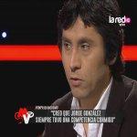 "Claudio Narea: ""Creo que Jorge González siempre tuvo una competencia conmigo"" #UnPrisioneroMV http://t.co/kSdN8Vefhy http://t.co/Qqmre0qK6d"