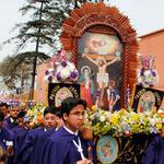 Iniciamos #Octubre, el mes morado. Visita #Trujillo y conoce sus tradiciones en esta época del año. http://t.co/VfMkQOKABO