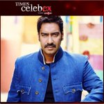RT @TimesCelebex: .@ajaydevgn moves up to No.1 on #TimesCelebex for the month of August!