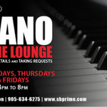 .@sb_prime has piano in the lounge from 4PM-8PM today! #BurlON #COBLife http://t.co/OhANuspQt6