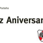 En su aniversario, saludamos al club @ccp1912oficial  #River #CerroPorteno FELICIDADES #CerroPorteno102Anos http://t.co/IH1heE5y23