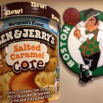 RT @BenJerrysTruck: With basketball season still a ways away, we didnt feel too bad about breaking diets at the #Boston @celtics office. http://t.co/gbQAMgByiS
