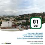 RT @AecioBlog: Daqui a pouco, Aécio Neves estará em Governador Valadares (MG). #EstamosComAecio #EuVotoAecio45 #SempreComAecio http://t.co/ScD7QlMOUH