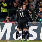 RT @realmadrid: 42 @Cristiano hizo el empate en Sofía y marcó su segundo gol en esta Champions #LudogoretsRealMadrid #RMLive http://t.co/6PqcBIVVnb