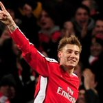 Last player to score a Champions League hatrick for Arsenal... Who else? http://t.co/Ihxvys0quH