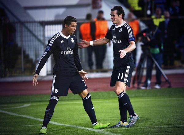 Chấn thương của Ronaldo không nghiêm trọng