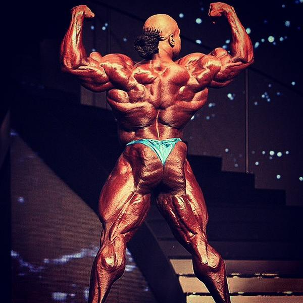 If you looked up 'conditioning' in the bodybuilding dictionary, you might find this. @KaiGreene http://t.co/BS7ntUyCMw