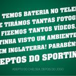 Orgulho em ser do SPORTING, orgulho desta equipa. Melhores adeptos do Mundo! Sporting sempre! http://t.co/GwBaKr471u