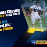 RT @TigoParaguay: El Decano enfrenta esta noche a Gral. Diaz por 3 puntos decisivos para lograr el campeonato. ¿Quién hace los goles? http://t.co/RBxamxah5J