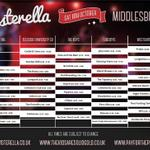 RT @TwisterellaFest: Saturday 11th October. 1 ticket. 5 venues. 40+ brilliant bands in the heart of Middlesbrough! http://t.co/DD9PP5Gq7e http://t.co/a7xxs241HE
