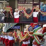 RT @ODALC: We love being in #Oakland #Chinatown - Chinese lion #dancers stopped #OaklandDigital this afternoon! #InspireOakland http://t.co/bm4xj46p4l