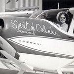 وفاة الأمريكية موك أول سيدة تطير بمفردها حول العالم عن 88 عاما http://t.co/ukSdeOqzWG http://t.co/thKKQinfvV