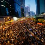 RT @SauloCorona: 10,000 Workers Strike in Support of #HongKongs Protests: http://t.co/2V84DYvofT #OccupyCentral #UmbrellaRevolution http://t.co/3n3DEHRcTP