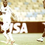 Robinho com a camisa do Santos: 223 jogos. 101 gols. CRAQUES FAZEMOS EM CASA! http://t.co/kiA8tC54Wu