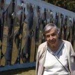 "RT @UTalca: Falleció artista Matilde Pérez autora de ""Friso Cinético"" escultura de @UTalca. Nuestras condolencias a su familia http://t.co/n1B74T8Cmn"