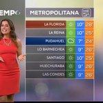RT @DanielFigueroaP: @fransfeir con #ElTiempoEnMega para mañana en la Región Metropolitana http://t.co/mNGt1CRcYb