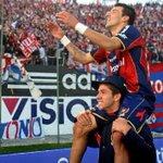RT @pajarobenitez11: Feliz aniversario al club Cerro porteños x los 102 años un año maravilloso en el club y un título #graciascerro❤️# http://t.co/fUGJaNxQeV