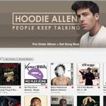 RT @HoodieAllen: You guys got @iTunesMusic to promote me again because of high pre-orders! http://t.co/5Rogq3ii8D #PeopleKeepTalking http://t.co/7HRUClj126
