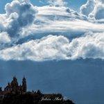 RT @webcamsdemexico: RT @jabed1: El Popocatepetl este miércoles cobijado por las Nubes, un momento mágico al atardecer..!! http://t.co/mxa05FGOJr
