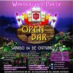 RT @TvClanessa: Vem pra wonderland party.Ultimo evento Clanessa até o momento. Wpp: 21983556339 Ingressos: @luhcp2 @fest_wonderland http://t.co/hmUsEr2Uwq