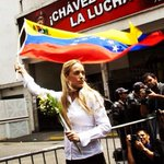 Fuerza y FE! Como nos dice @leopoldolopez Estamos firmes y llenos de ESPERANZA! http://t.co/4NKFb6DbPx