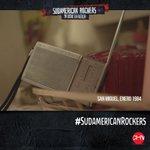 RT @RockersCHV: Con Zalo en la radio y la marraqueta con mortadela parte #SudamericanRockers ► http://t.co/ZMLpvuXdN1 http://t.co/Wfa91RyRnj