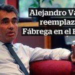 Vanoli reemplaza a Fábrega en el Banco Central http://t.co/4zbsFEvTDX http://t.co/Mmw1kdCLsl